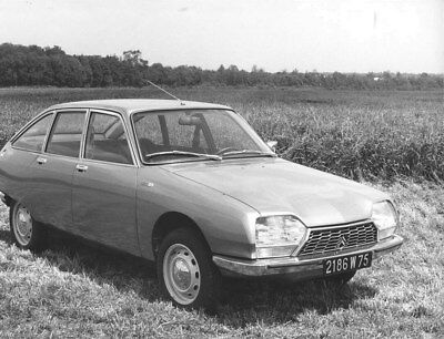 1972 Citroen GS 1220 Club ORIGINAL Factory Photo oub9682