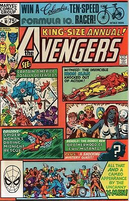 Avengers Annual #10 (NM)`81 Claremont/ Golden
