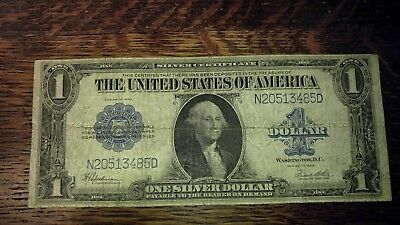 1928-A  $1 United States Silver Certificate Note!