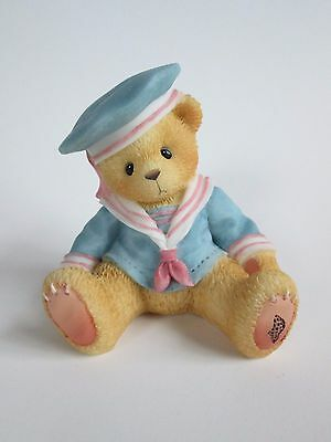 """Cherished Teddies Enesco 1998 Marty """"I'll Always Be There For You"""" 476722 GCIB"""