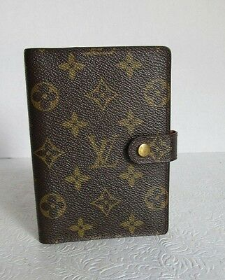 Louis Vuitton Monogram Agenda #869