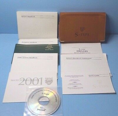 01 2001 jaguar s type s type owners manual with navigation 71 95 rh picclick com 2006 jaguar s type owners manual pdf 2006 jaguar s type owners manual pdf