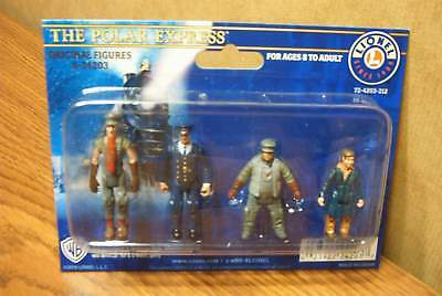 Lionel Trains 6-24203 The Polar Express Original Figures O Gauge