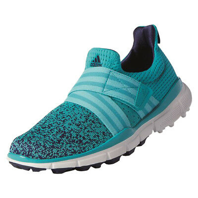 Adidas Women's ClimaCool Knit Spikeless Golf Shoes,  Brand NEW