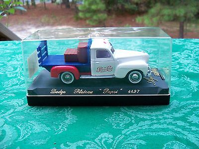 Solido Pepsi Cola Dodge Pickup Truck 1:43 Scale Toy Diecast Model Made in France