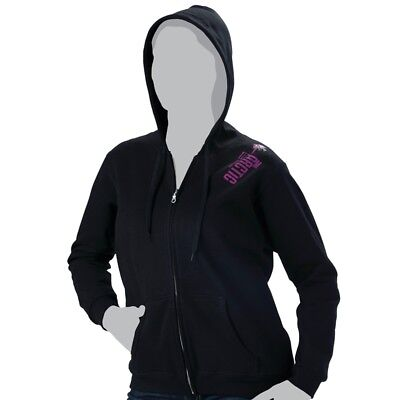Arctic Cat Women's Team Motorsports Racing R & D Property Hoodie Black 5269-12_
