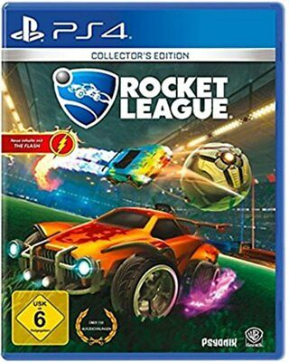 Rocket League - Collector´s Edition (PS4,XBoxOne,2017) Rennspiel  Vorbestellung!