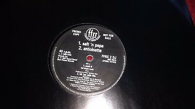 "SALT 'N PEPA - Push It - 12"" Vinyl Single *4-Track Promo*"