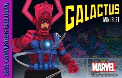 GALACTUS CONVENTION EXCLUSIVE BUST Gentle Giant Marvel Fantastic Four