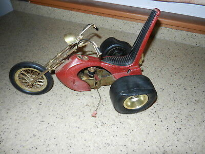 VINTAGE 1970'S COX MOTORCYCLE TRIKE CHOPPER COX ENGINE PARTS REPAIR