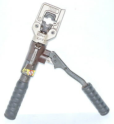 Cembre Cabac HT51 Manual Portable Hydraulic Hand Cable Crimper