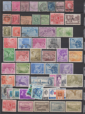 Commonwealth 1880/1960's Collection Mint Mounted & Used