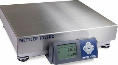 NO power cord or USB Mettler Toledo BC60 USB Shipping Scale 150lb Capacity