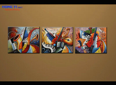 Framed Large Wall Art Contemporary MODERN ABSTRACT OIL PAINTING On Canvas oil78