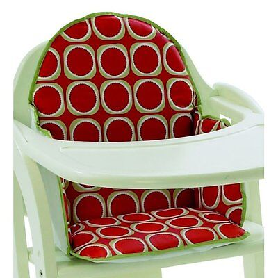 """""""WATERMELON"""" RED Cushion/Insert/Pad for Baby Babies Wooden High Chair NEW"""