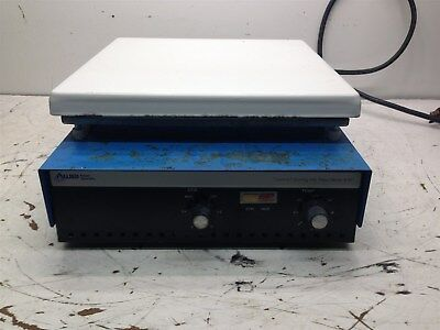 Fisher Scientific Thermix Stirring Lab Hot Plate Model 610T/Tested and Works.