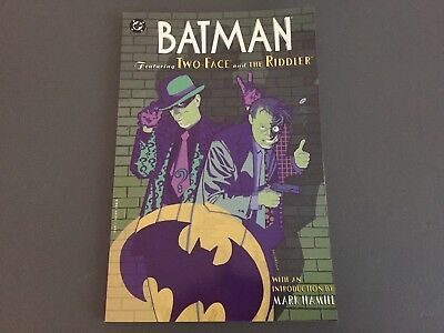 Batman - featuring Two Face and the Riddler (US, DC 1995)
