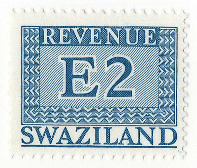 (I.B) Swaziland Revenue : Duty E2