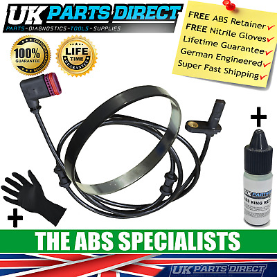 Mercedes E-Class (W211) ABS Reluctor Ring and ABS Sensor Kit (2002-2009) Rear -