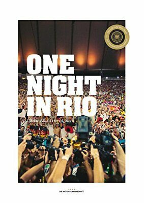 Die Nationalmannschaft - One Night in Rio (Fan-Edition) vo... | Buch | gebraucht
