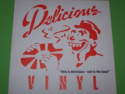This is Delicious - Eat to the Beat - V.A.Young MC Def Jef Tone Loc... 1989 LP