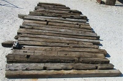 24 Hand Hewn Barn House Beams Wood Architectural Salvage Fireplace Mantles
