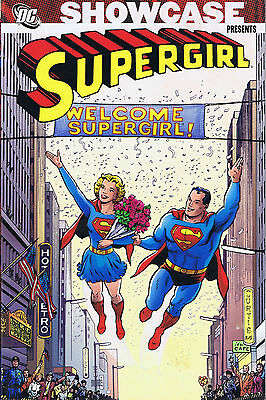 FREE SHIPPING! SEXY! Showcase Presents Supergirl TPB (2007-2008 DC) #2