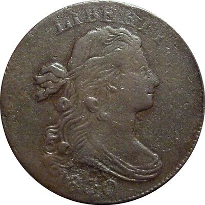 1800 Draped Bust Cent--Extra Fine Details--(S-203, Rarity 3-)