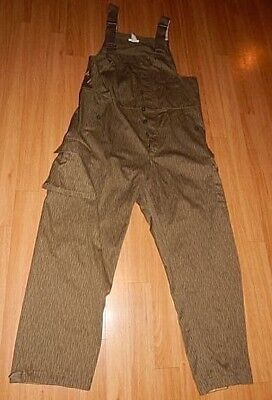 NVA DDR Coverall/Overall East German Strichtarn Camo EUR G 56 L or XL Not Sure
