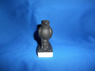 HORUS Egyptian FALCON Ancient Egypt Small Porcelain Sculpture FEVES Statue