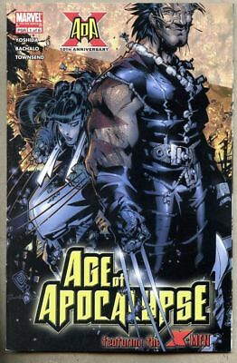 X-Men Age Of Apocalypse #1-2005 nm- 9.2  X-Force  Chris Bachalo  Marvel