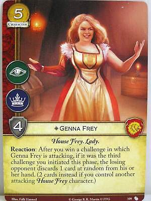 A Game of Thrones 2.0 LCG - 1x #109 Genna Frey - The Brotherhood without Banners