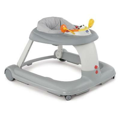 Chicco activity-center Chicco 123 marcheur 3in1 ARGENT NEUF