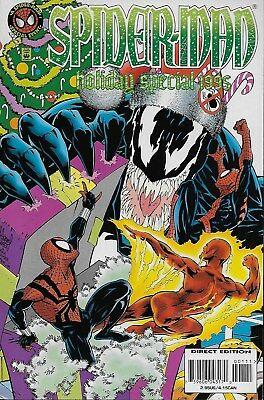 Spider-Man Holiday Special 1995 / Kevin Maguire Mike Manley Javier Saltares