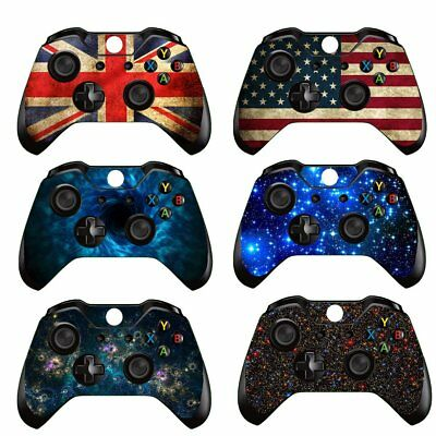 For Xbox One Console Controller Shell Handle Panels Skin Decal Sticker Cover