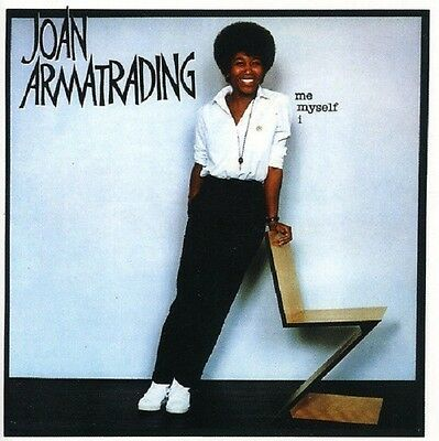 Joan Armatrading Me Myself I CD NEW SEALED Digitally Remastered