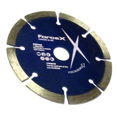 100mm DIAMOND STONE CUTTING DISC / BLADE 16mm BORE