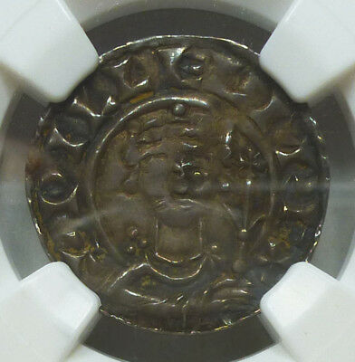 England Penny of William the Conqueror XF 45 NGC