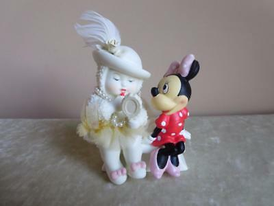 """Dept 56 Snowbabies """"All Dolled Up"""" Guest Collection Walt Disney Showcase 2008"""