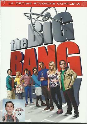 The Big Bang Theory. Stagione 10 (2017) 3 DVD