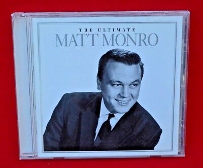 The Ultimate Matt Monro - Greatest Hits Collection / The Very Best Of (2005 Cd)