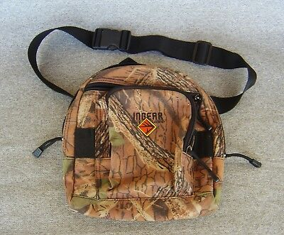 INGEAR Camo Waist Pack use for Hiking Hunting Fishing Camping.