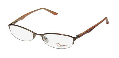 14252eebecb4 New Thalia Abene Womens Size Glasses Beautiful Cat Eye Eyeglass Frame  eyewear