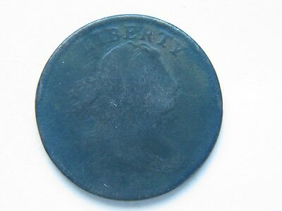 """1797 large cent  Rare Key Date Type Coin """"details"""""""