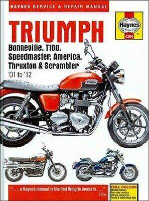 triumph bonneville manual 2009