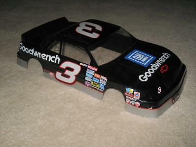 Parma Vintage 10321 NASCAR Stock Car Body RC10L RC-10L Goodwrench Earnhardt Used