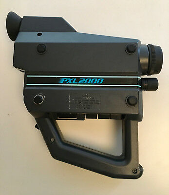 VTG 80s Fisher Price PXL 2000 Pixelvision Video Movie Camera Camcorder AS IS