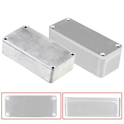 LOT 5/10 New Aluminum Stomp Box Effects Pedal Enclosure FOR Guitar Hotsell SO B&