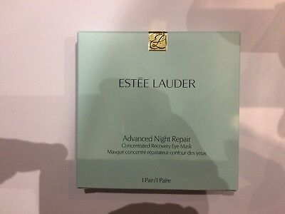 ESTEE LAUDER Advanced Night Repair Concentrated Recovery Eye Mask: 1 Pair BOXED