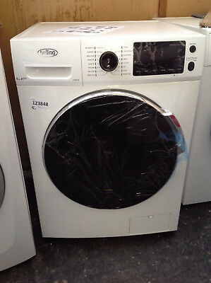 *Belling BELFW814 8Kg Washing Machine with 1400 rpm - White #123848
